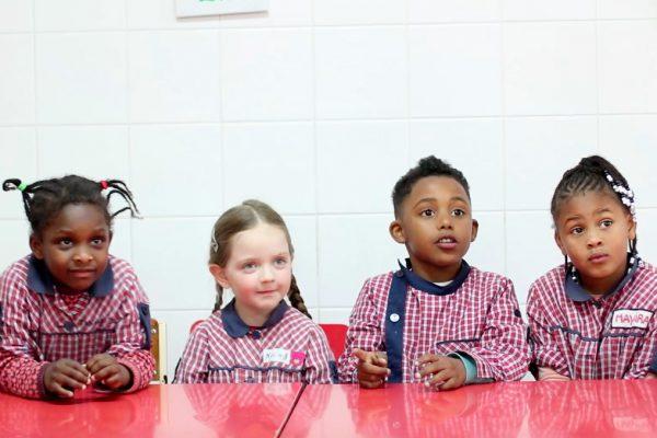 Crianças da freguesia alertam para os cuidados a ter com o Planeta Terra