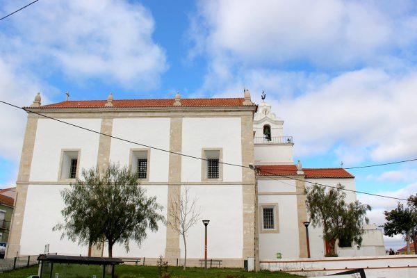 Igreja de São Silvestre ou Igreja Matriz de Unhos