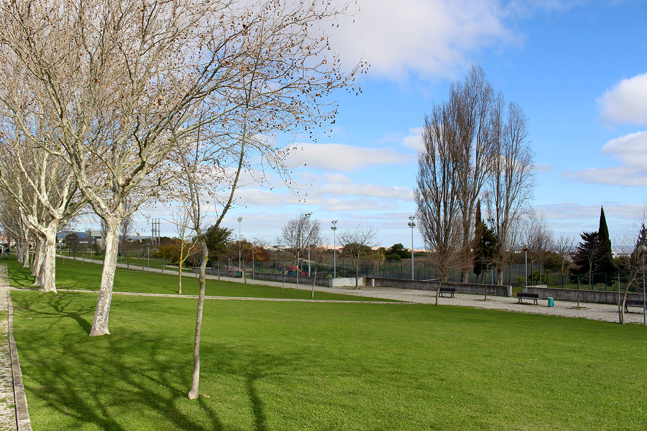 Parque Desportivo de Camarate