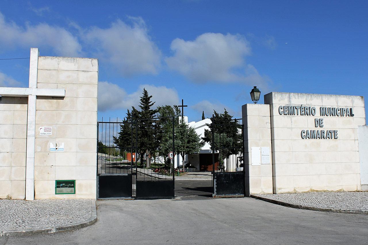 Cemitério Municipal de Camarate