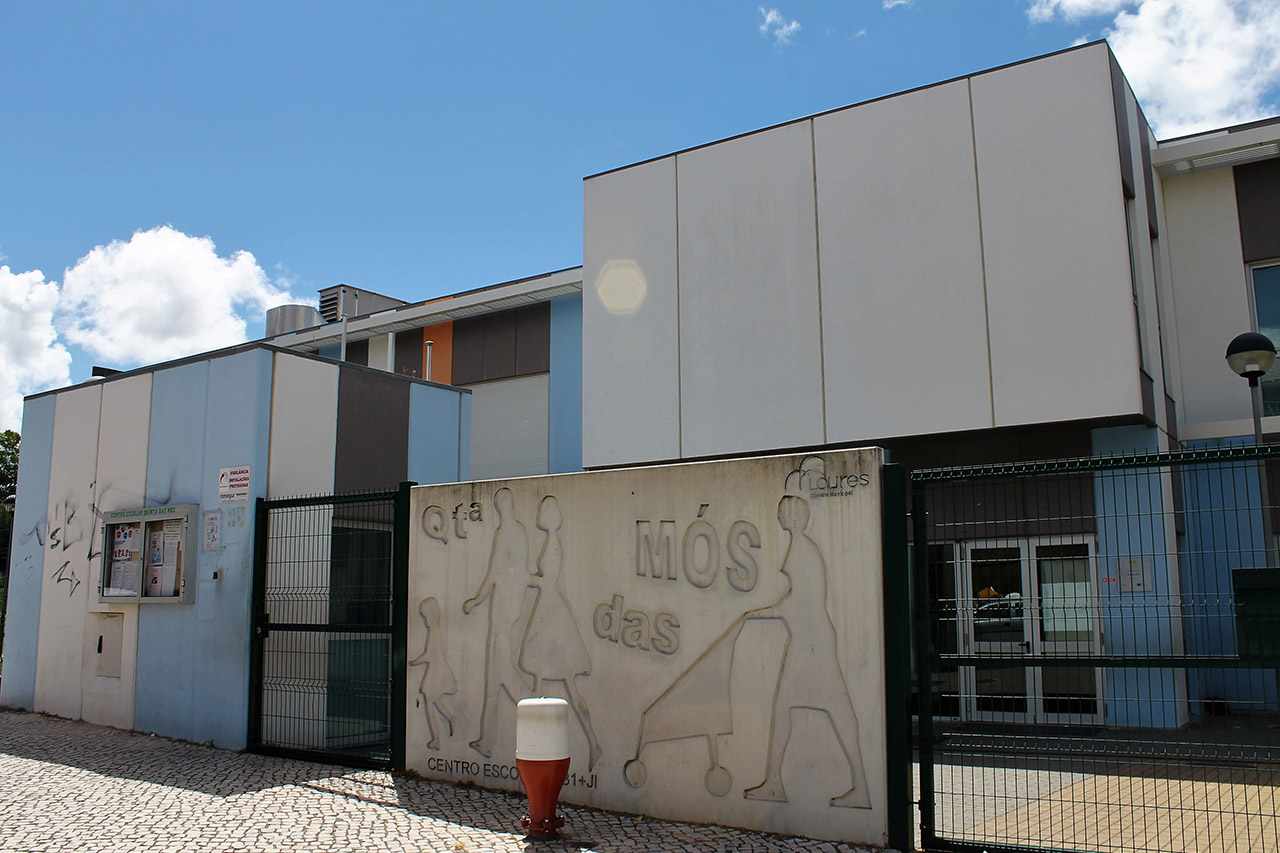 Centro Escolar EB1/JI Quinta das Mós